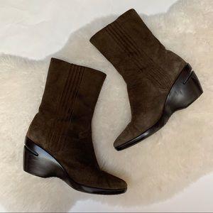 Cole Haan | Kierstin Wedge Chelsea Boots